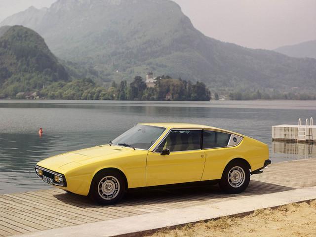 Throwback Thursday: 1974 Matra-Simca Bagheera first drive