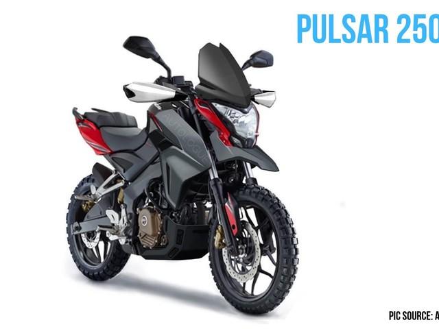 Bajaj Pulsar 250 Adventure Launch Expected Soon