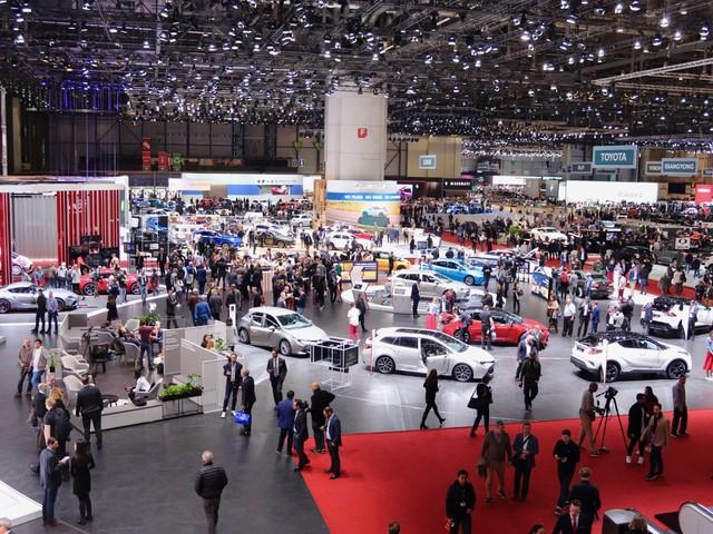 Geneva Motor Show 2019 in pictures: Ferrari F8 Tributo, Honda e Prototype and more
