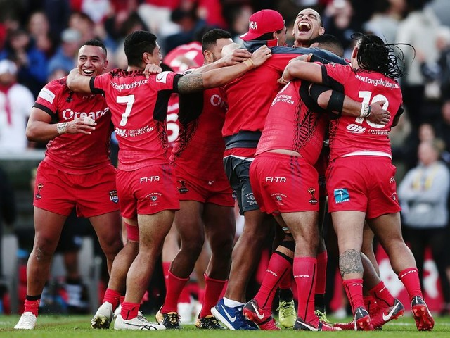 Tongan thunder, English hope and the bad luck of the Irish - 5 talking points from week three of the Rugby League World Cup