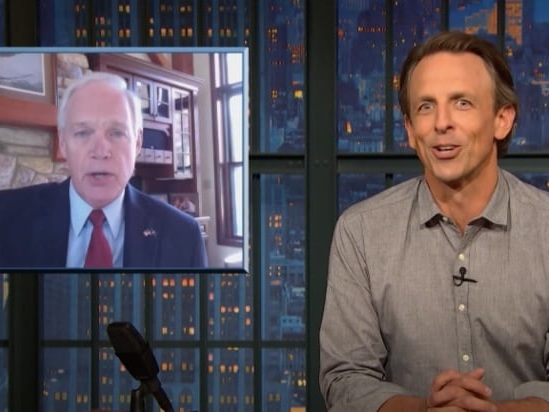 Seth Meyers Says Republicans Are Just 'Old Puds' Who 'Whine About Mean Tweets' (Video)