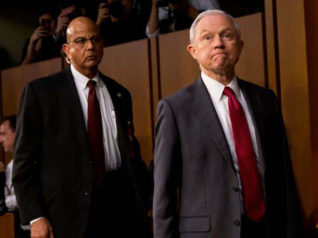 Explaining Executive Privilege and Sessions's Refusal to Answer Questions