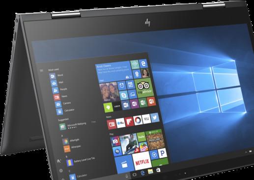 Ryzen Mobile Now On Sale: HP's ENVY X360