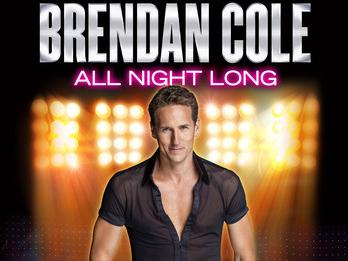Brendan Cole announced 2 new tour dates