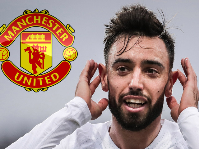 Man Utd close to £55m Bruno Fernandes transfer as agent and Sporting president 'hold talks' with Woodward