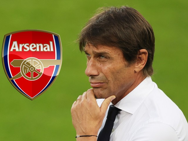 Arsenal snub with Antonio Conte 'NOT interested in manager job' if Mikel Arteta is sacked after early Prem struggles
