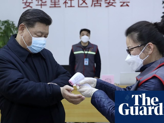 Xi Jinping appears in public as China returns to work after holiday