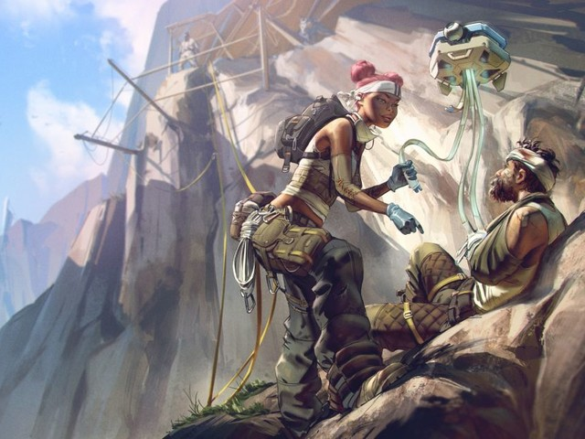 Apex Legends players on PC should see fewer crashes after latest patch