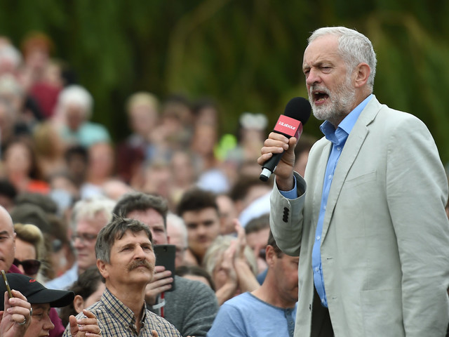 Jeremy Corbyn Asks Media To Treat Him With 'Respect'