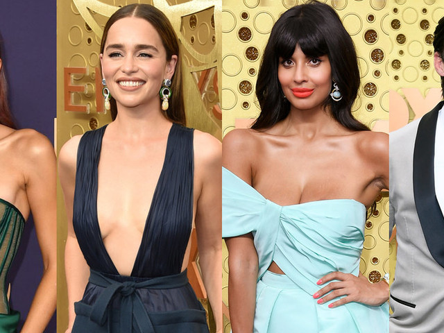 All the looks your favorite celebrities wore to the 2019 Emmys