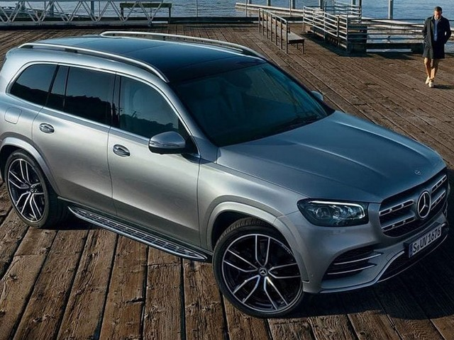 Mercedes-Benz GLS-Class leaks ahead of official debut