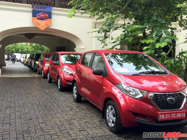 Datsun Redi Go 1000cc Launched, Prices Start at Rs 3.57 Lakh