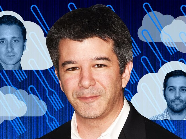 62 power players at Travis Kalanick's secretive food startup, plus 26 who left in the last two years