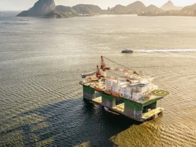 Brazil Eyes A $1.45 Billion Payday As Big Oil Flocks To Pre-Salt