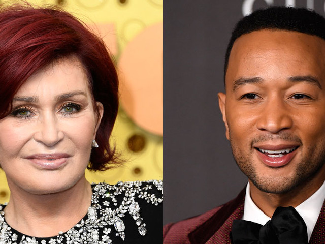 Sharon Osbourne Slams John Legend for Changing Lyrics to 'Baby, It's Cold Outside'