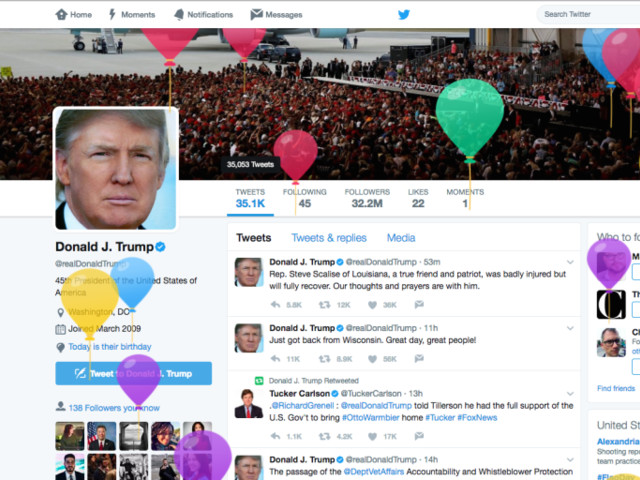 Twitter Wants us to Celebrate Trump's Birthday. Here's Why That Feels So Wrong.