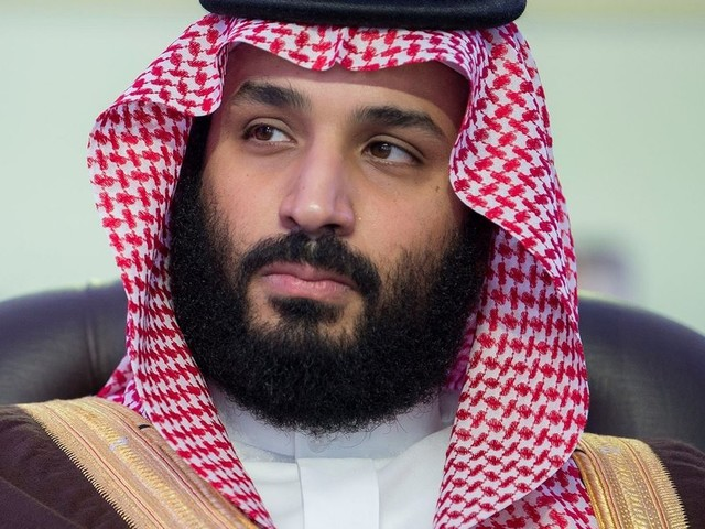 May Under Fire For 'Rolling Out The Red Carpet' For Saudi Crown Prince UK Visit