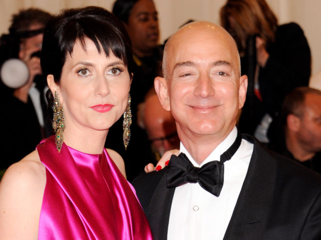 Meet 7 of the world's richest power couples, who have a combined fortune of over $260 billion