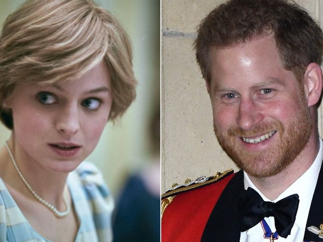 Emma Corrin 'Incredibly Moved' By Prince Harry's Verdict Of The Crown