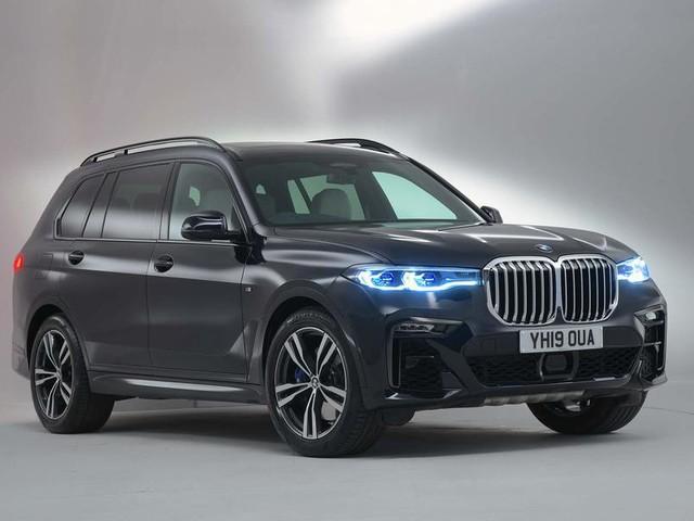 BMW grille debate should focus on 7 Series, says design director