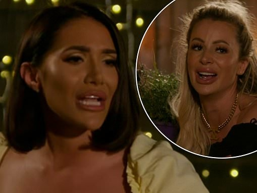 TOWIE receives 176 Ofcom complaints after Olivia Attwood was accused of BULLYING Chloe Brockett