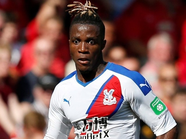 PSG planning shock £100m Zaha transfer with Palace star wanted to replace Barca and Real target Neymar