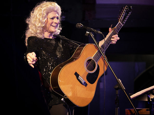 Judy Collins: Grand Central Hall, Liverpool