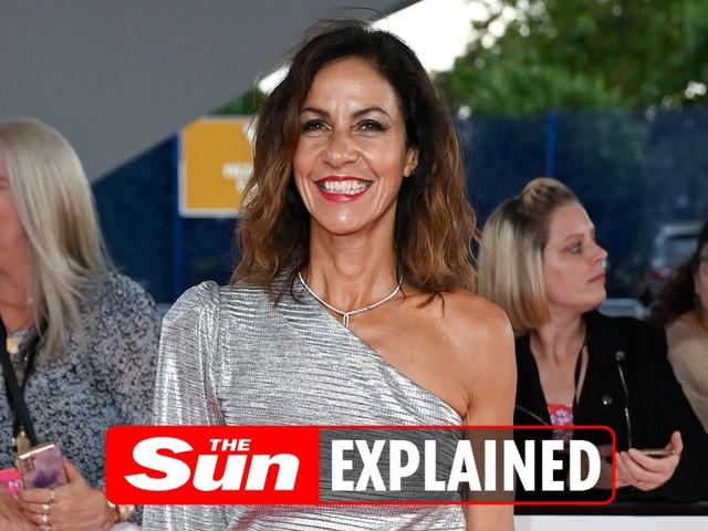 Who is Julia Bradbury's husband Gerard Cunningham?