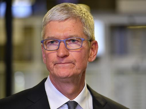 Apple boss Tim Cook is tough leader 'who leaves team in tears'
