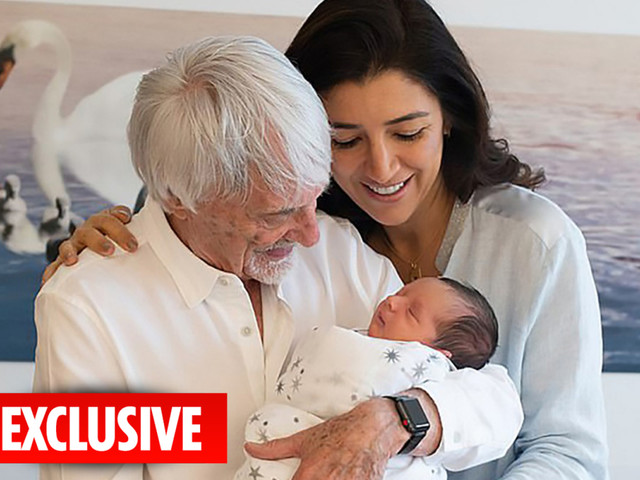 I want to be a dad again at 90 and I don't need Viagra, ex-F1 boss Bernie Ecclestone says