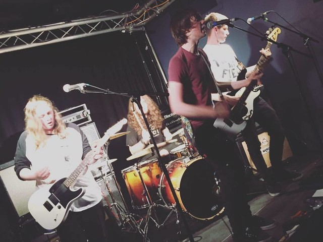 Forgetting The Future – new band of the day