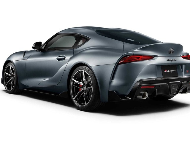 Limited Edition Toyota Supra is restricted to only 24 units