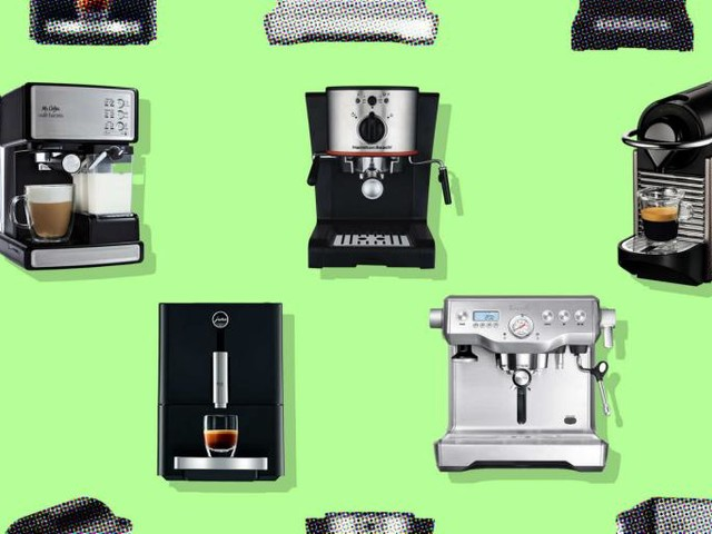 The Best Espresso Machines