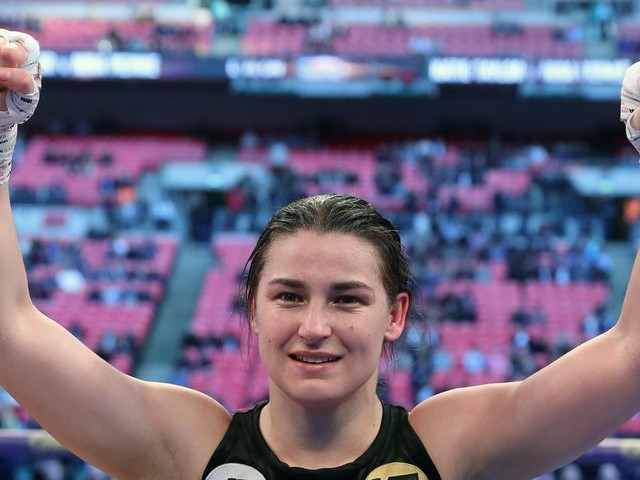 Katie Taylor prepared to take her chance at first world title in Cardiff