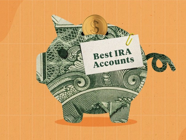 These are the best IRA accounts available right now