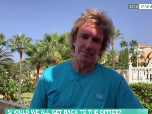 This Morning fans in uproar as boss slams 'furlough slackers' from Marbella home