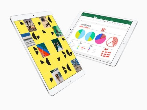 Apple Refreshes iPad Pro Lineup: A10X Fusion SoC for 10.5-inch, 12.9-inch Models