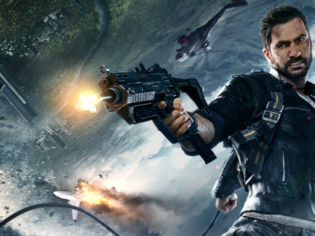 Just Cause 4 has next-level physics - but does it run smoothly?