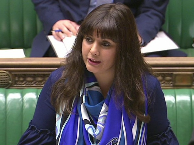 Nus Ghani is first Muslim woman minister to speak in Commons