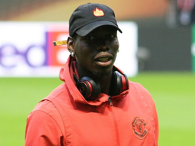 Photo: Paul Pogba sends upbeat message to Man United fans about injury setback
