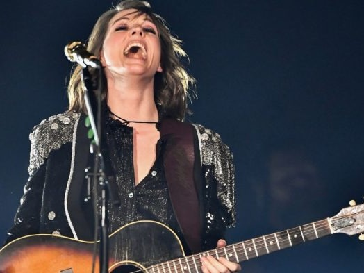 Brandi Carlile Takes Dave Grohl Busking in Seattle (Watch)