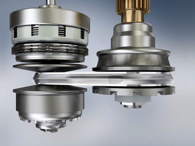 Under the skin: the latest CVT gearbox technology