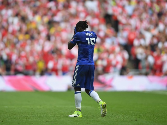 Victor Moses will be suspended for first match of new Premier League season