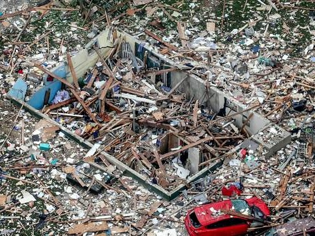 One person killed and two injured in house explosion