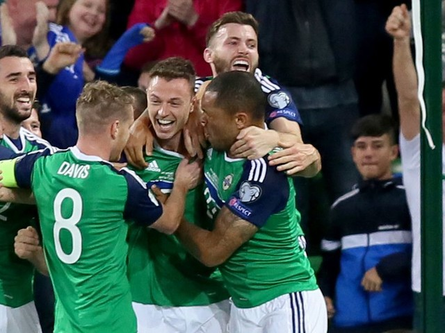 Northern Ireland vs Switzerland live score and goal updates from crunch World Cup 2018 play-off in Belfast