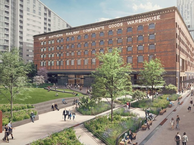 A New York-style high line and underground tunnels turned into a music museum - how the Great Northern could be developed