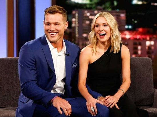 Former 'Bachelor' Contestant Cassie Randolph Granted a Restraining Order Against Colton Underwood