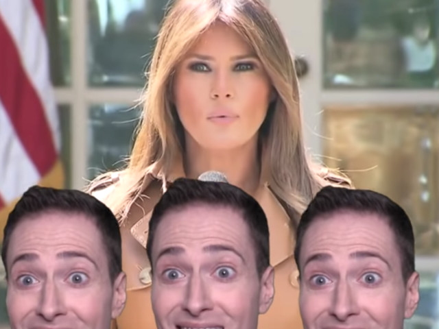 Randy Rainbow Savages Melania Trump's 'Be Best' In 'Beauty And The Beast' Parody
