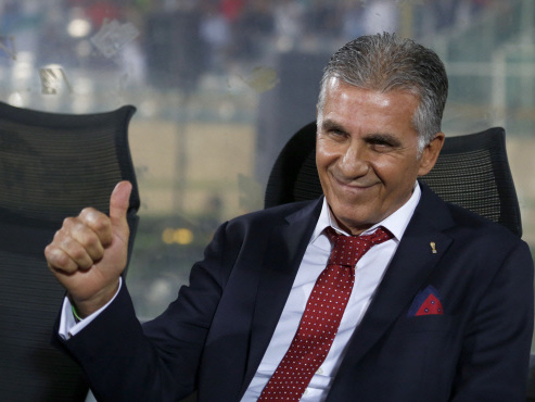 Queiroz, from Man Utd enforcer to Mr World Cup