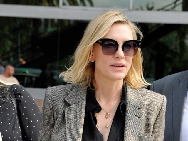 Cate Blanchett Looks Chic Arriving in France for Cannes Film Festival 2018!
